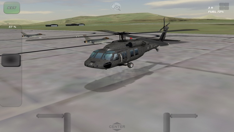 Black Hawk 3D Flight Simulator screenshot-2