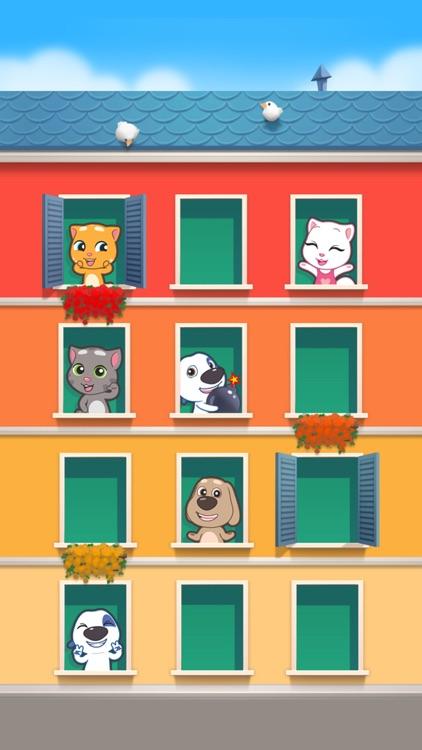 Talking Tom Cat 2 screenshot-4