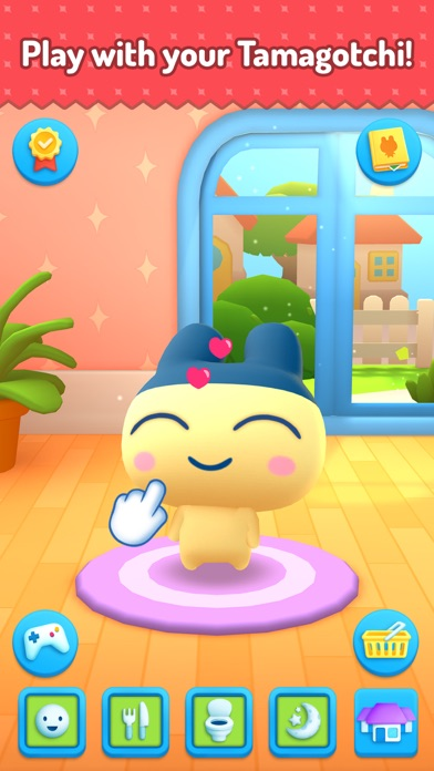 My Tamagotchi Forever screenshot 2