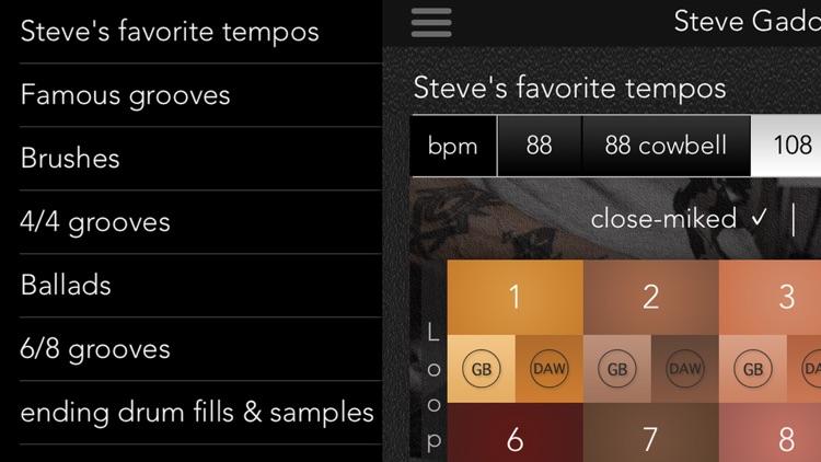 Steve Gadd Drum Loops