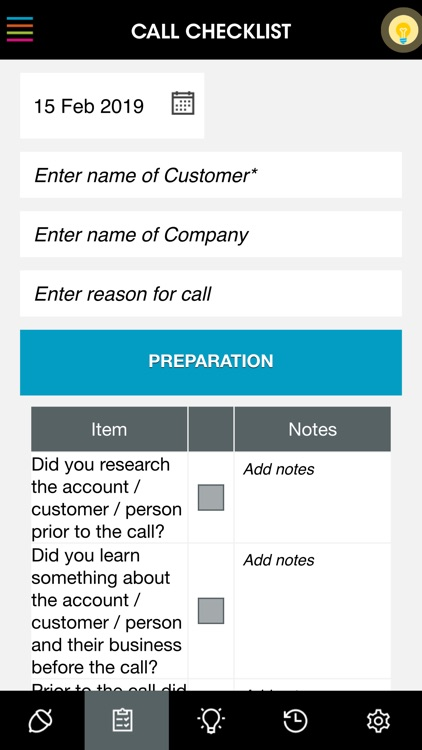 Telephone Sales screenshot-3