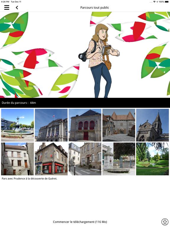 Visit'Guéret screenshot 10
