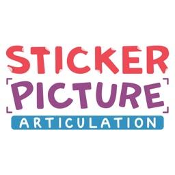 Sticker Picture Articulation