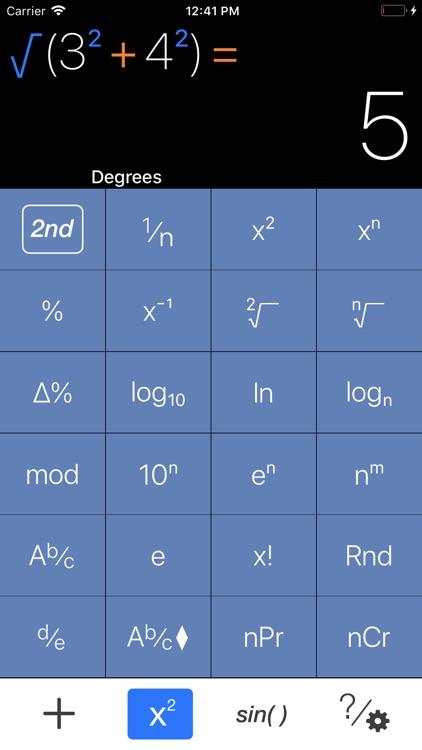 SnapCalc Calculator