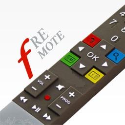 Free Mote LA telecommande