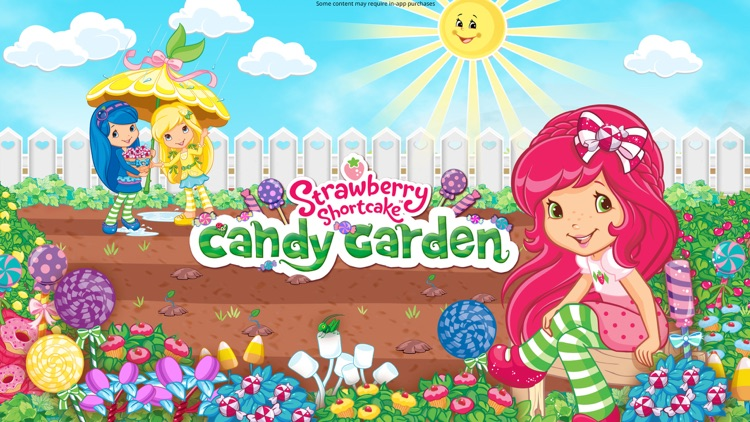 Strawberry Shortcake Candy screenshot-4