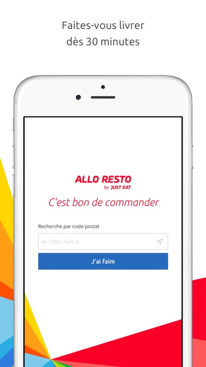 Allo Resto screenshot-0
