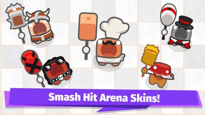 Smashers.io Foes in Worms Land screenshot 3