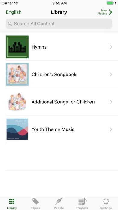 Lds Music review screenshots