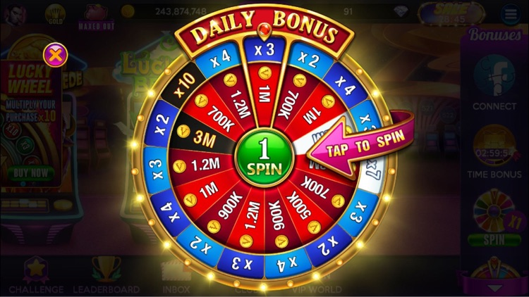 Vegas Nights Slots screenshot-4