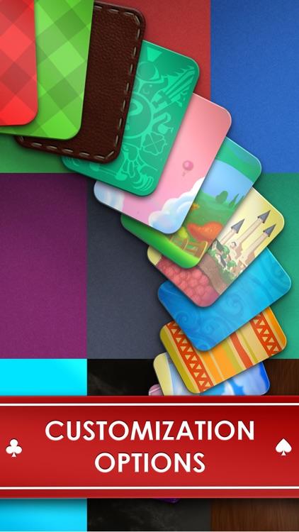 TriPeaks - Solitaire Card Fun screenshot-3
