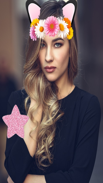 Cute Girl Face Changer Photo Editor