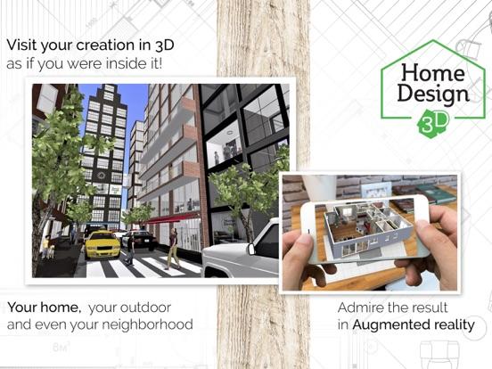 Screenshot #5 for Home Design 3D