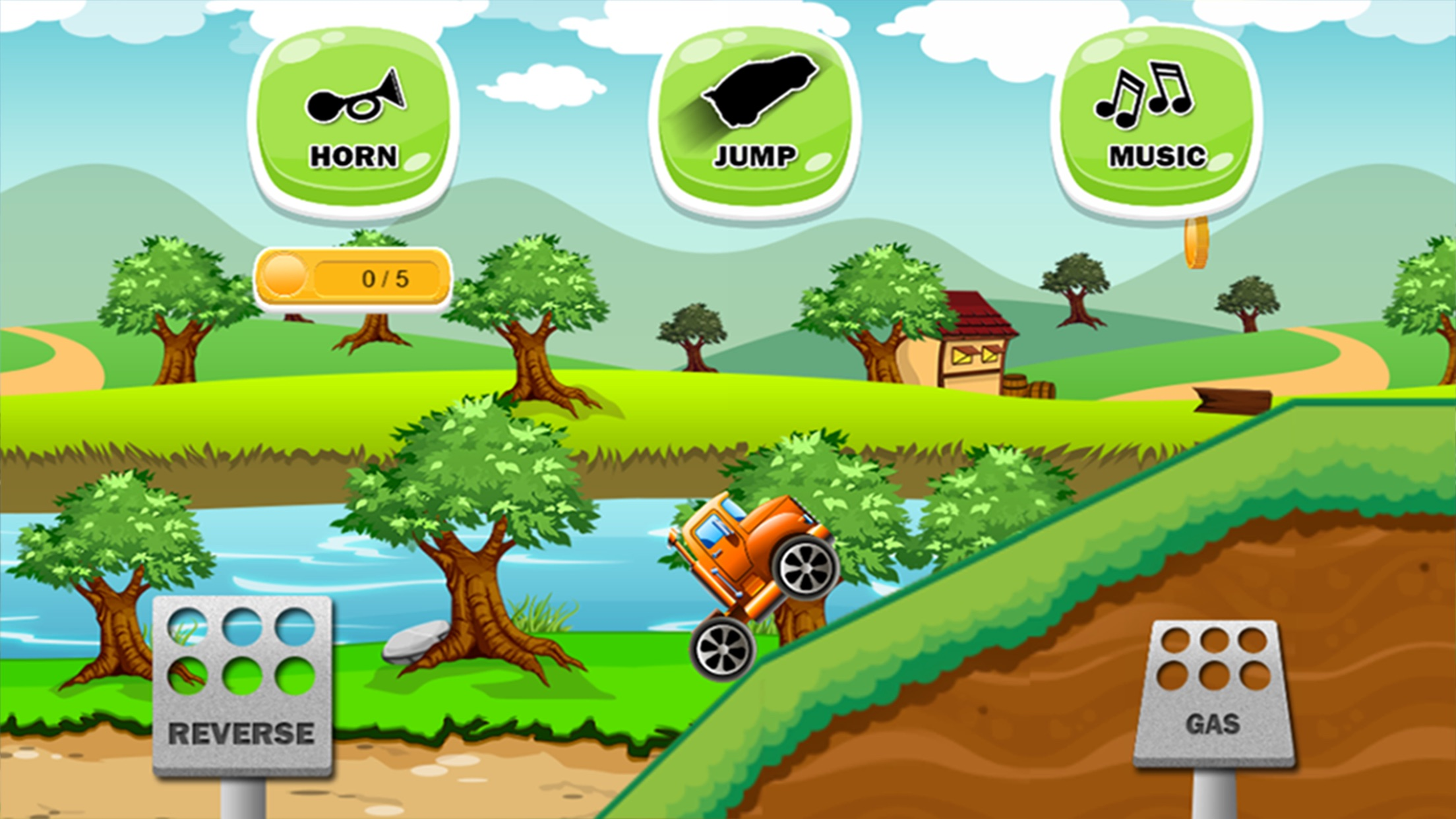 Car Racing Game for Toddlers and Kids Screenshot