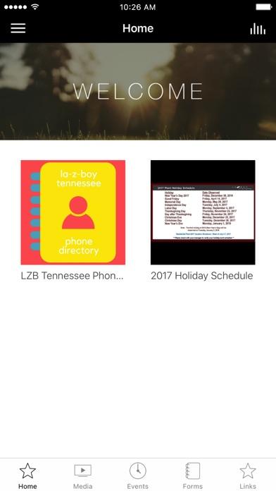 La-Z-Boy Tennessee screenshot 1