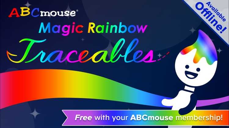 Magic Rainbow Traceables® screenshot-0