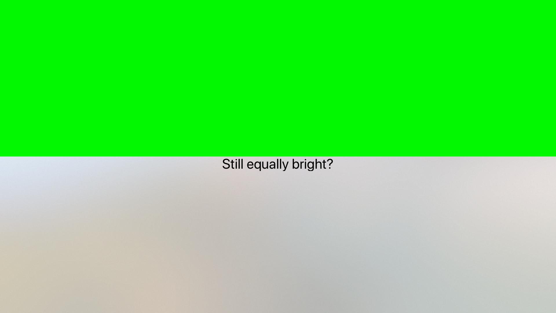 Doctor OLED TV screenshot 2