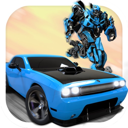 Extreme Robot Transform -Fight icon