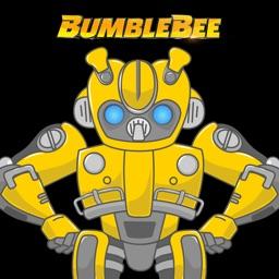 Offizielle Bumblebee Sticker