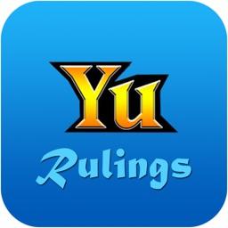 Yu-Rulings