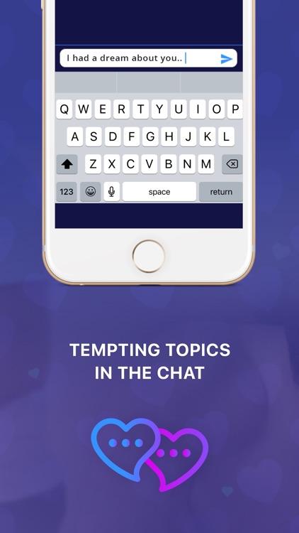 Naughty chat app ios