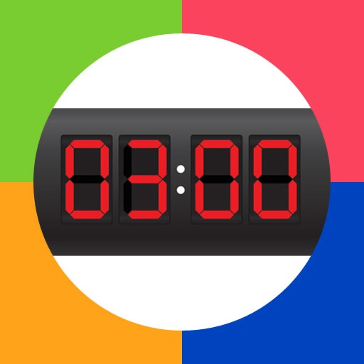 Telling Time - Digital Clock by Photo Touch