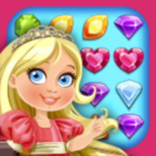 Jewels Princess Crush Mania
