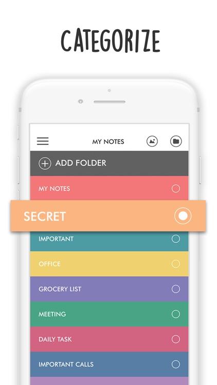 StickMe Notes Sticky Notes App screenshot-3
