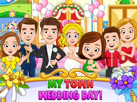 My Town : Wedding Day Screenshots