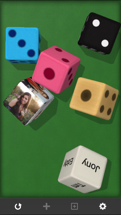 Make Dice review screenshots