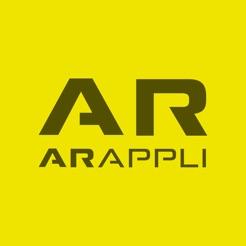 ARAPPLI-アラプリ(ARアプリ)」...