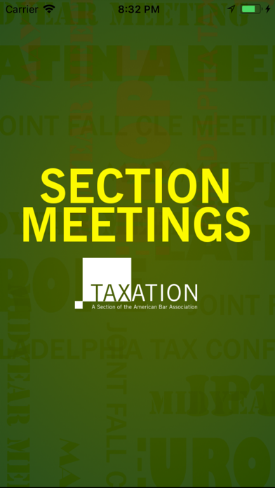 ABA Tax Events-0
