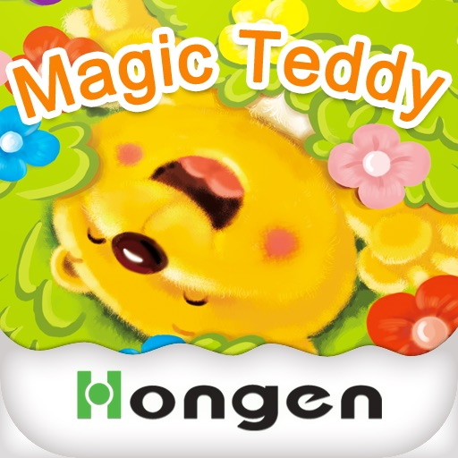Magic Teddy English for Kids - The Colorful Tree