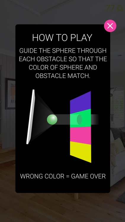 Color Go AR screenshot-0