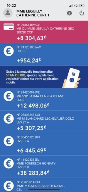 La Banque Postale On The App Store