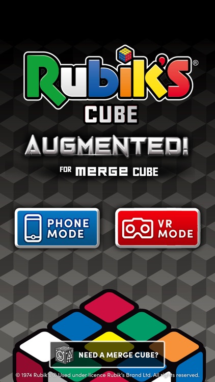 activation code for merge cube