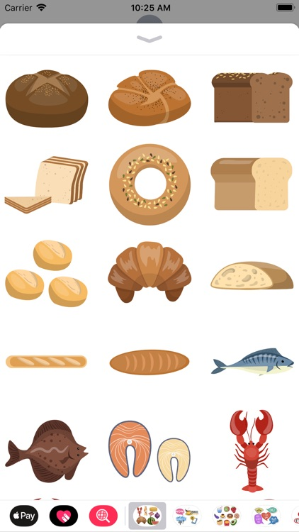All Foods Stickers screenshot-3