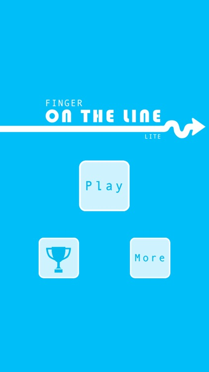 Finger on the Line - Fast Action Music Games screenshot-0