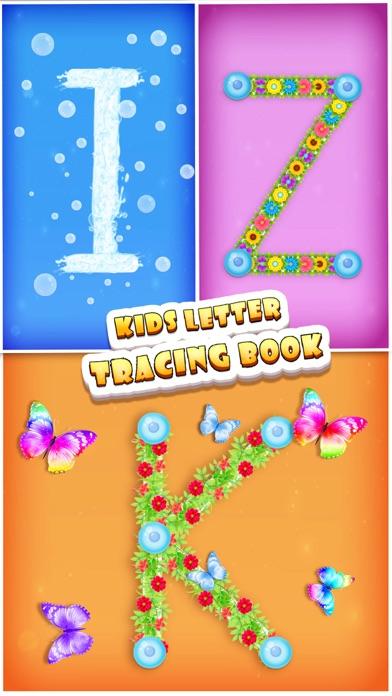 Kids Latter Tracing Book screenshot four