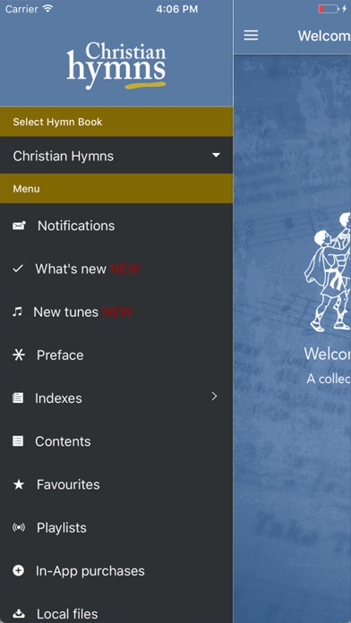 Christian Hymns UK screenshot two