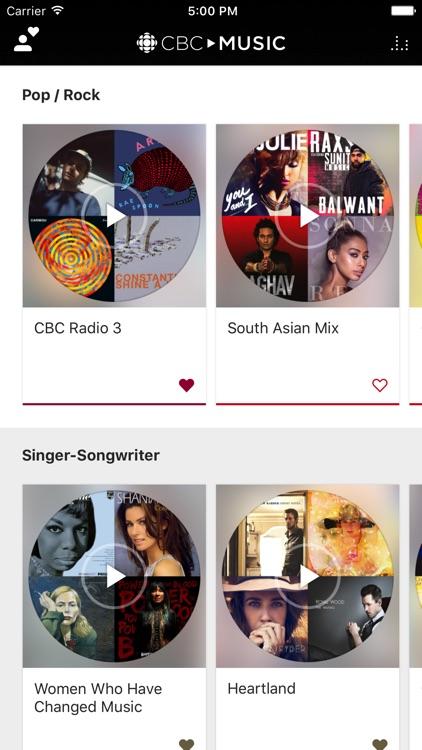 CBC Music screenshot-3