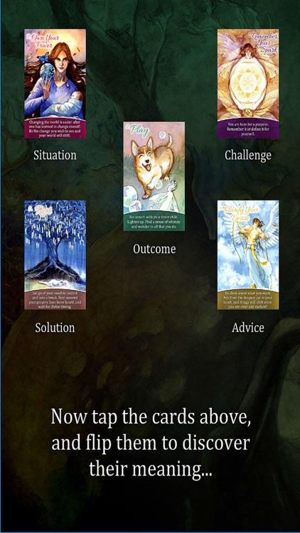 Self-Love Oracle Cards screenshot-4