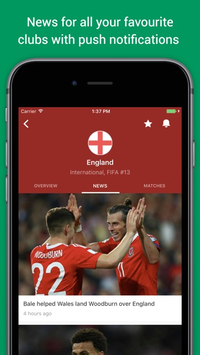 Soccer Scores Pro - FotMob app image