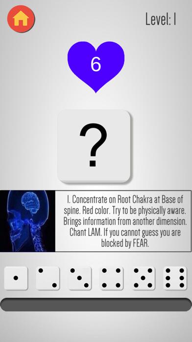 Psychic Test & Train screenshot two