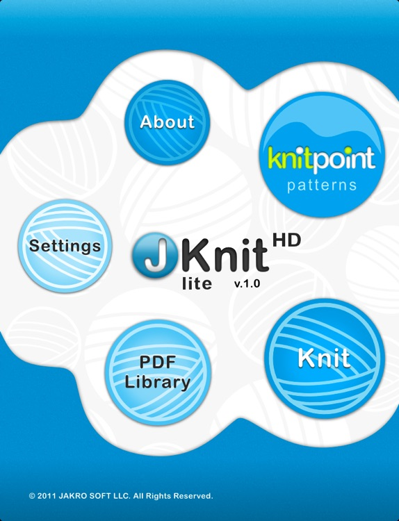 JKnitHD Lite - Knitting Helper