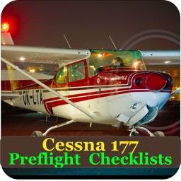 Preflight Cessna 177 Checklist