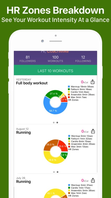 Gymatic Workout Tracker screenshot-6