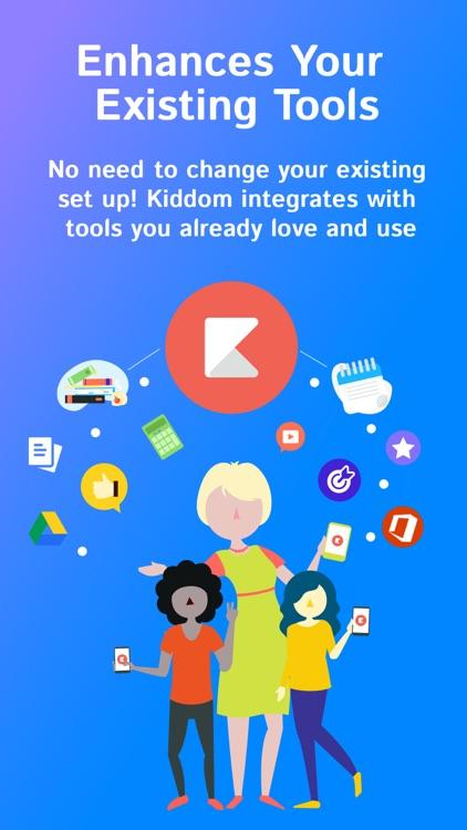 Kiddom Collaborative Classroom screenshot-5