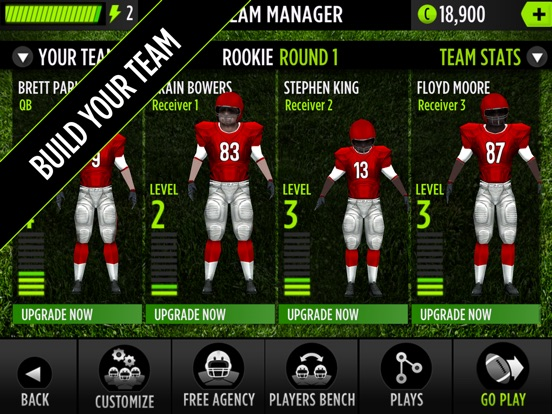 GameTime Football with Mike Vick-ipad-1