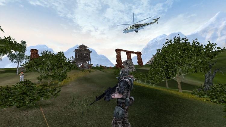 Mountain SniperRougeHero screenshot-3